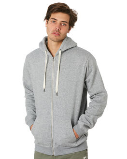 GREY MARLE OUTLET MENS SWELL JUMPERS - S5162454GRYM