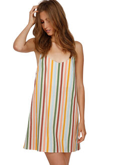ANTIQUE WHITE WOMENS CLOTHING BILLABONG DRESSES - BB-6591482-A75