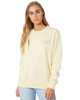 LEMON WOMENS CLOTHING RIP CURL JUMPERS - GFEIT11599