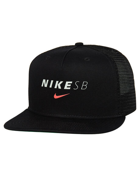 BLACK BLACK MENS ACCESSORIES NIKE HEADWEAR - 926684010
