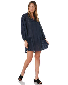 NAVY WOMENS CLOTHING LILYA DRESSES - LXD30-LAW19NVY