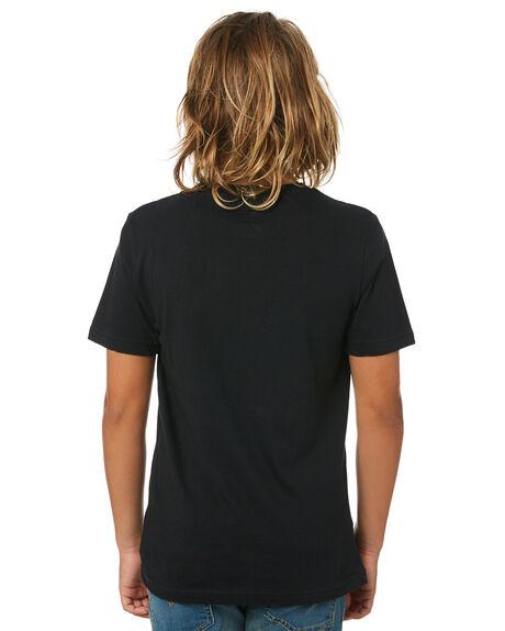 BLACK KIDS BOYS LEVI'S TOPS - 37490-0118BLK