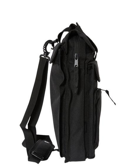 BLACK MENS ACCESSORIES ENJOI BAGS + BACKPACKS - 50117052BLK
