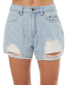 STRIPE WOMENS CLOTHING THE HIDDEN WAY SHORTS - H8171233STRIP