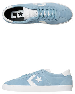 WASHED DENIM MENS FOOTWEAR CONVERSE SKATE SHOES - SS161529WDENM
