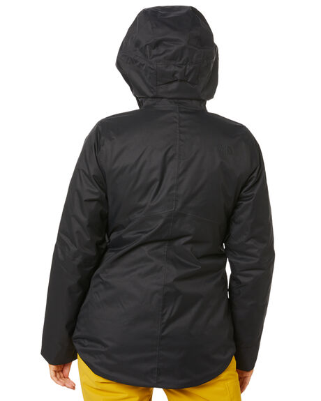TNF BLACK WOMENS CLOTHING THE NORTH FACE JACKETS - NF0A3M4BJK3
