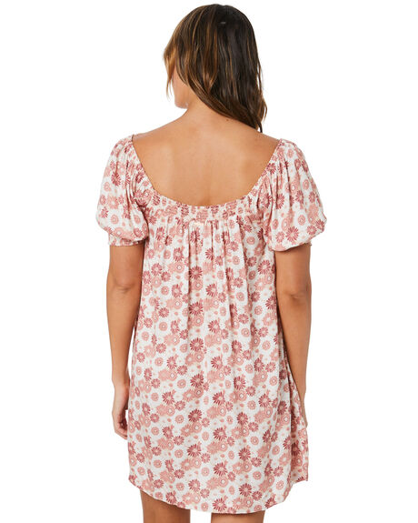 MUSHROOM WOMENS CLOTHING VOLCOM DRESSES - B1322107MSH