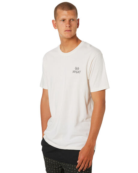 WHITE MENS CLOTHING INSIGHT TEES - 1000061266WHT