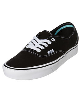 BLACK MENS FOOTWEAR VANS SNEAKERS - SSVNA3WM7VNEM