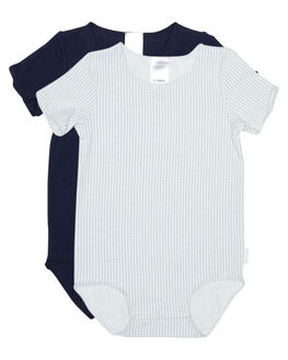 BLACK WHIT KIDS BABY BONDS CLOTHING - BXXUA16K