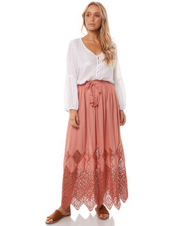 MAPLE WOMENS CLOTHING WILDE WILLOW SKIRTS - K367-MMAP