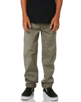 MILITARY KIDS BOYS SWELL PANTS - S3193194MILIT