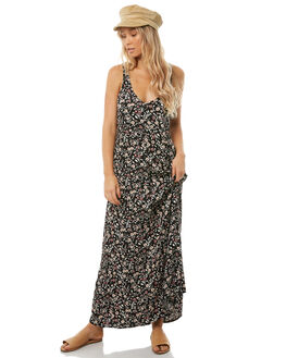 PALMA FLORAL OUTLET WOMENS THE HIDDEN WAY DRESSES - H8182444PALMA