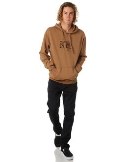 DARK SANDS MENS CLOTHING SANTA CRUZ JUMPERS - SC-MFB8882DSAND