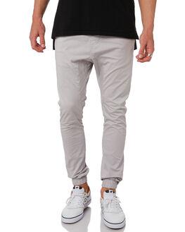 FLINT GREY MENS CLOTHING ZANEROBE PANTS - 721-MAKFLIGY