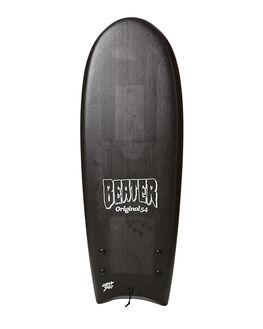 BLACK 16 SURF SURFBOARDS CATCH SURF FUNBOARD - BO54-CR1BK16