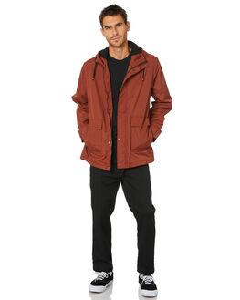 RUST MENS CLOTHING GLOBE JACKETS - GB01837005RUST