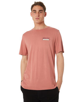 CHAI MENS CLOTHING RVCA TEES - R182094CHAI
