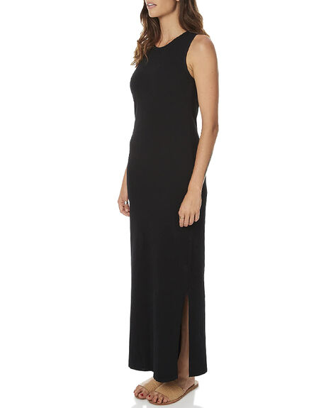BLACK WOMENS CLOTHING SWELL DRESSES - S8161461BLK
