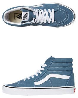 BLUE MIRAGE MENS FOOTWEAR VANS SNEAKERS - VN0A4U3CX17BLUM