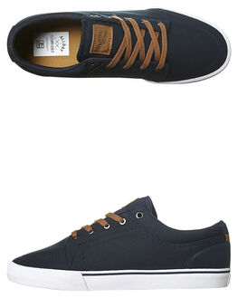 NAVY MENS FOOTWEAR GLOBE SKATE SHOES - GBGS-NVY