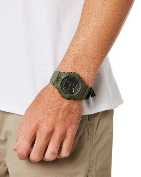 MILITARY MENS ACCESSORIES G SHOCK WATCHES - GBD-800UC-3DRMIL