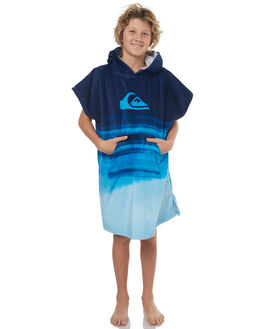 BLUE KIDS BOYS QUIKSILVER TOWELS - EQBAA03046KVJ0