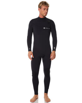 BLACK WHITE SURF WETSUITS ADELIO STEAMERS - 32CS17BLKWH