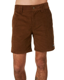 CHESTNUT MENS CLOTHING DICKIES SHORTS - K4190816CHEST