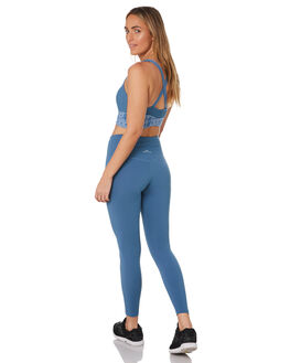STEEL BLUE WOMENS CLOTHING LORNA JANE ACTIVEWEAR - 111952STLBL