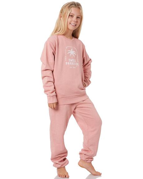 PINK KIDS GIRLS SWELL PANTS - S6204543PINK