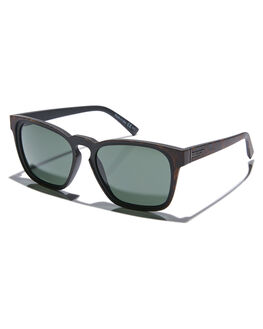 RICH MAHOGANY TORT MENS ACCESSORIES VONZIPPER SUNGLASSES - SMFLEVHSGRMTOR