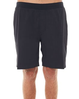 BLACK MENS CLOTHING HURLEY SHORTS - AA4671010