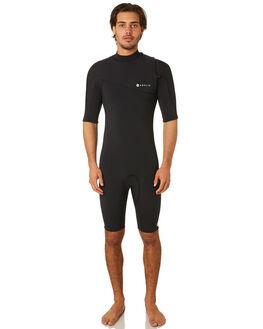 BLACK BOARDSPORTS SURF ADELIO MENS - TZLS18BLK
