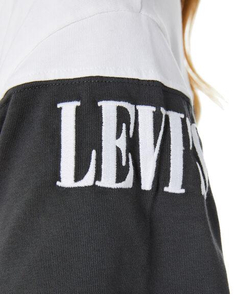 IRON WHITE WOMENS CLOTHING LEVI'S TEES - 85495-0001IRONW