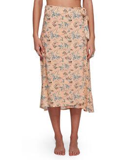 PEACH WOMENS CLOTHING BILLABONG SKIRTS - BB-6507521-P20