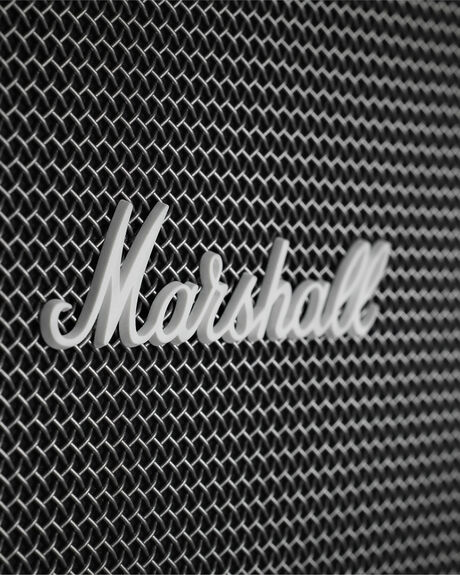 BLACK MENS ACCESSORIES MARSHALL AUDIO + CAMERAS - 155685BLK