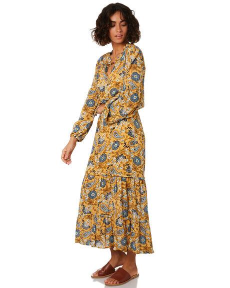 CITRON OUTLET WOMENS THE HIDDEN WAY DRESSES - H8201441CITRN