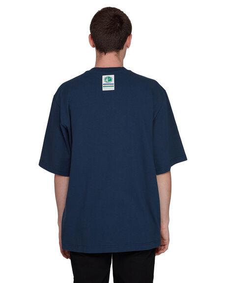 INDIGO MENS CLOTHING ELEMENT TEES - EL-107028-IND