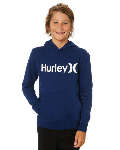 BLUE VOID KIDS BOYS HURLEY JUMPERS + JACKETS - AO2210433