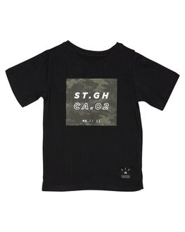 CAMOUFLAGE KIDS TODDLER BOYS ST GOLIATH TEES - 2814000CAMO