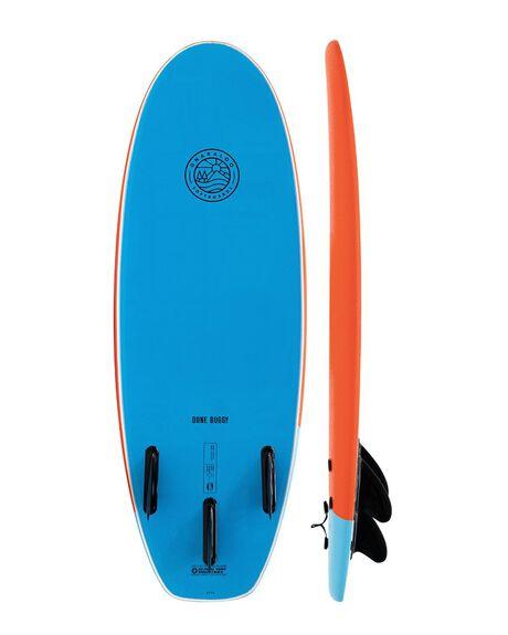 ORANGE BOARDSPORTS SURF GNARALOO GSI SOFTBOARDS - GN-DUNE-ORBL