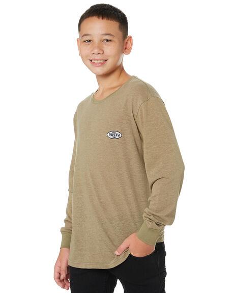 PRAIRIE KIDS BOYS RUSTY TOPS - TTB0668PRAIR