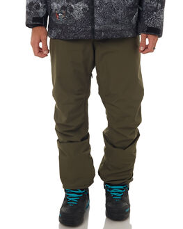 GRAPE LEAF SNOW OUTERWEAR QUIKSILVER PANTS - EQYTP03064CRE0