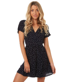 NAVY ARROW WOMENS CLOTHING LILYA DRESSES - RVD024-LSP17NAW