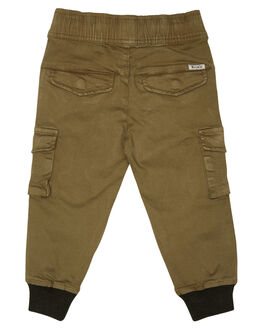 ARMY KIDS BOYS ROOKIE BY THE ACADEMY BRAND PANTS - R19W104ARM