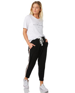 WHITE WOMENS CLOTHING ELWOOD TEES - W91114653