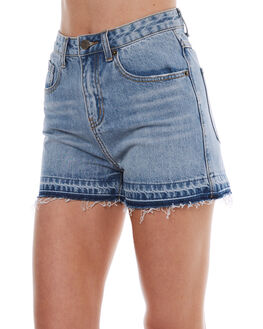 BLEACH WOMENS CLOTHING THE HIDDEN WAY SHORTS - H8174232BLC