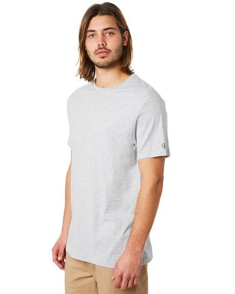 GREY MARLE MENS CLOTHING VOLCOM TEES - A5011530GRM