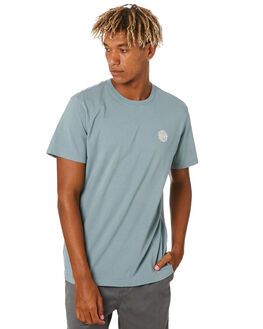 LIGHT BLUE MENS CLOTHING KATIN TEES - TSEAS06LTBLU